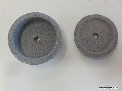 Berkel New Slicer Stone Replacement Set For 807-817-808-818-909-919-834 Machines