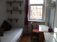 BRIGHT SINGLE ROOM IN HEATON - BILLS INCLUDED - NO AGENCY FEES
