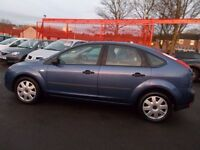 *FORD FOCUS LX*2005 *FULL YEARS MOT*FULL SERVICE*BARGAIN TRADE IN TO CLEAR AT ONLY £995!*