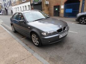 2003 BMW 318SE AUTO YEAR MOT S/HISTORY LOW MILES LEATHERS A/C ELECTRIC PACK VGC