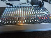Allen and Heath 16 channel GL3