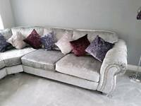 Quantus/Luna SCS 3 corner 1 Sofa