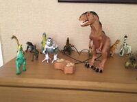 Dinosaur toys joblot