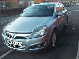 VAUXHALL ASTRA 1.7 TD SXI 44,000 MILES (DRIVES SUPERB)