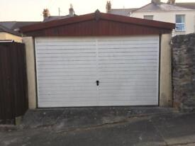 Pre fab garage free to collector