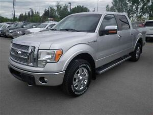 2012 Ford F-150 Lariat Leather