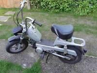 Moterella Italian moped classic