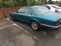 Jaguar xj6 classic automatic not mercedes audi bmw