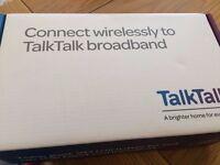 TalkTalk Huawei HG533 Broadband Wireless N ADSL2+ Router