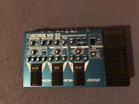BOSS ME-50 Guitar Multi Effects Unit