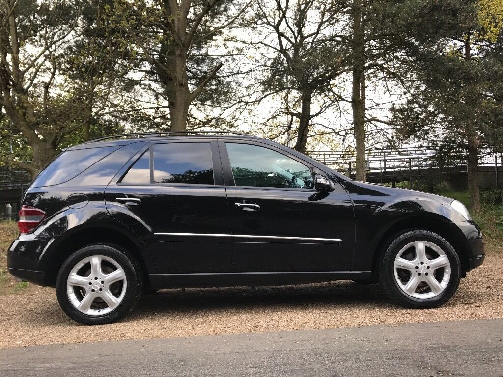 mercedes ml 3 0 cdi automatic 2006 in ipswich suffolk gumtree. Black Bedroom Furniture Sets. Home Design Ideas