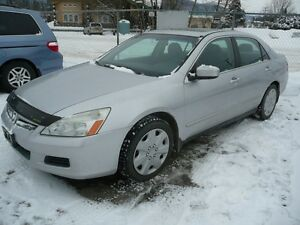 2006 Honda Accord Sdn SE V6 LOW KM