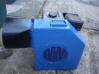petrol portable ventilator full working ready to use
