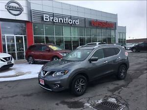2016 Nissan Rogue SL LEATHER, NAVIGATION