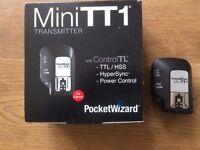 Pocket wizard Flex TT5 (x3) + pocket wizard mini TT1 +pocket wizard ac3