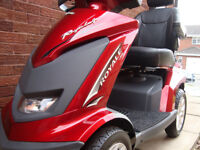 DRIVE ROYALE 4.8 MPH TOP OF THE RANGE MOBILITY SCOOTER.HARDLY USED.CAN DELIVER