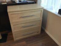Mamas&Papas Murano Dresser/Changer/Chest of Drawers FREE