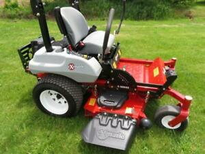 Commercial quality Exmark mowers on sale at Small Engine Hospital