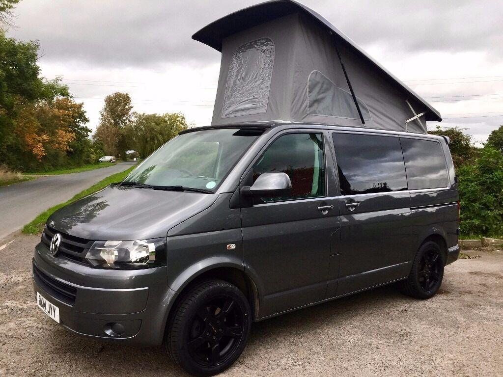 2014 VW T5 Camper Diesel New Conversion Unique Spec Inc LPG Heating Chassis