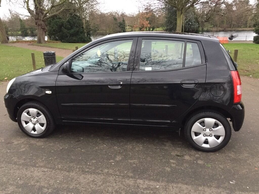 2006 kia picanto 1 1 lx 5dr mot history hpi clear 07445775115 07725982426 in edmonton. Black Bedroom Furniture Sets. Home Design Ideas