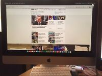 27' inch iMac 3.2GHz quad-core Intel Core i5 in Excellent Condition (£800)