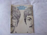The second book of fifty hit songs by John Lennon and Paul McCartney