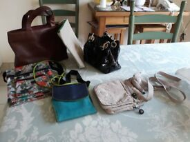 Fab handbags