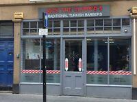 Newcastle upon Tyne Barber shop for sale