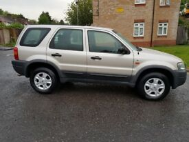 2003 Ford Maverick 3.0 XLT 5dr Automatic @07445775115 Automatic+Leather+HPI+Warranty