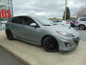 2012 Mazda Mazdaspeed3 TURBO 263HP/280TRQ SIEGES CHAUFFANTS SYST