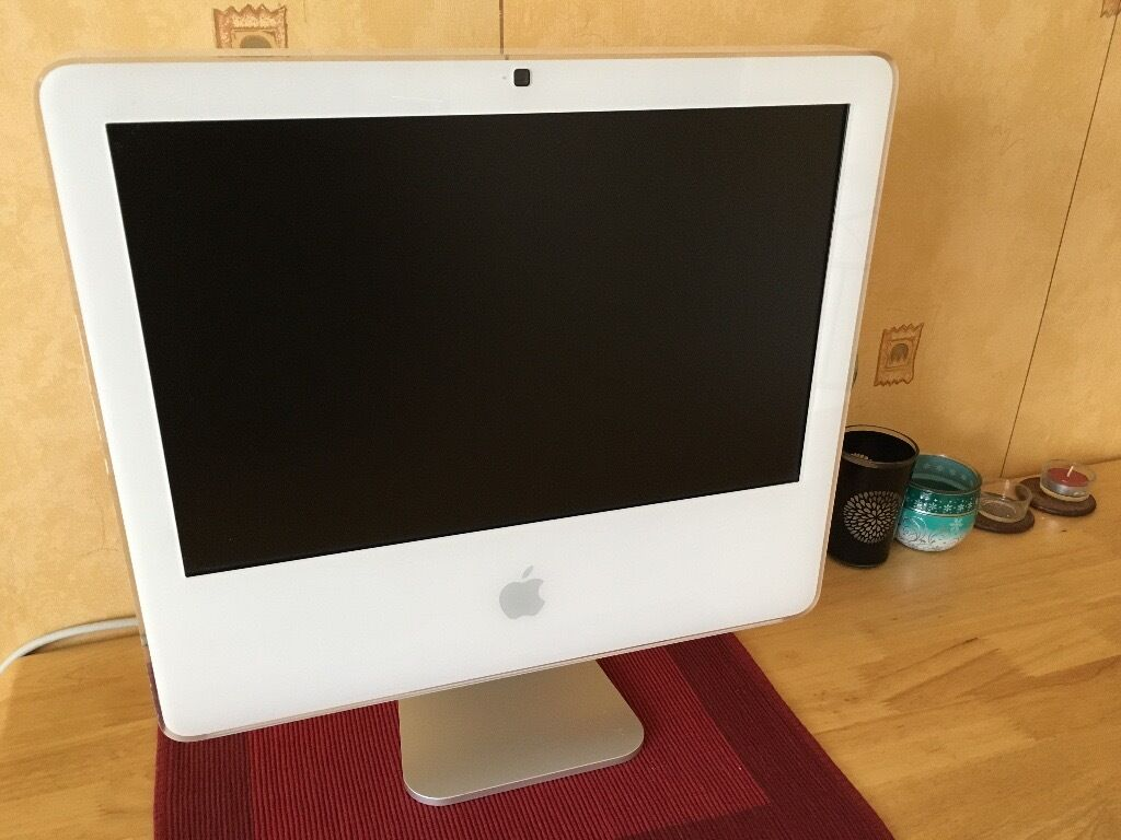 Apple iMac with macOS Lion and Windows 7in Paisley, RenfrewshireGumtree - Hi there ) Here Ive got up for sale my iMac 17 inch late 2006 model 2GB RAM 160GB HDD. Still great and very cheap iMac. Updated to latest possible Mac OS X Lion with all security updates Windows 7. It comes with genuine Apple power cable only please...