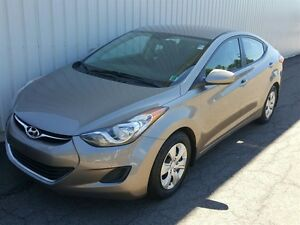 2013 Hyundai Elantra L FACT WARR/AIR/POWER WIN AND LOCKS