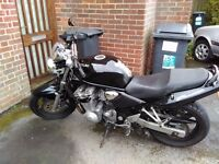 Suzuki Bandit GSF600, low mileage. Mot till July2018.