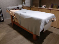 Used Massage Bed