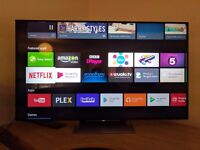 "Sony 55"" xd93 4k HDR Android Smart TV ( Television )"