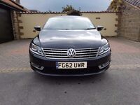 Black Passat CC in perfect condition!!