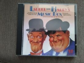 LAUREL AND HARDY'S MUSIC BOX FAB