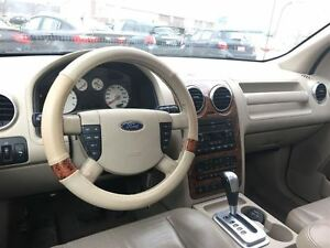 2005 Ford Freestyle LIMITED AWD WITH LEATHER & SUNROOF Oakville / Halton Region Toronto (GTA) image 9
