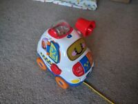 """VTech 501403"""" Toot-Toot Driver and Discover Police Car Toy"""