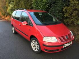 Vw sharan tdi se 7 seats 1 owner from new