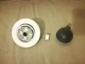 Led lighting dimmable Philips 7w 3000k x10