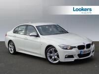 BMW 3 Series 318D M SPORT (white) 2014-10-13