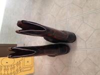 Men's Size 10 Western Boots