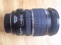 Canon lens EF-S17-55mm f/2.8 IS USM –Best zoom for crop DSLRs