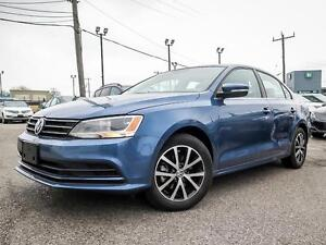 2015 Volkswagen Jetta TSI Sunroof, Alloys, Bluetooth