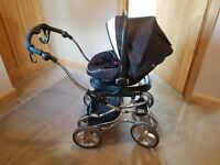 Bebe Car Stylo Class Travel System