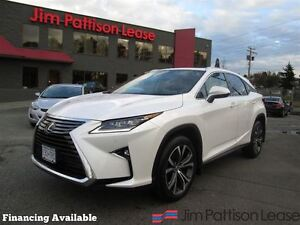 2016 Lexus RX 350 Luxury- Demo Sale