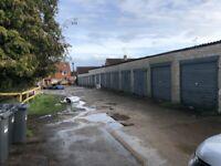 Lock Up Garage - Haywards Heath