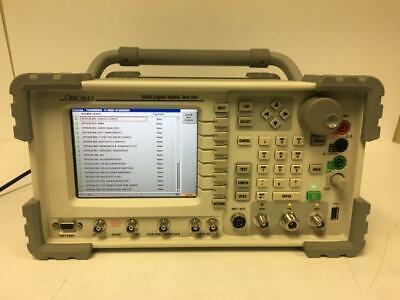 Aeroflex Ifr 3920 Digital Radio Test Set Options 5053555658596061 More