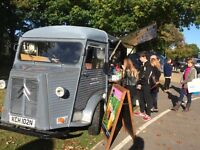Co-Manager for Vintage Coffee Van in Whitstable (Full Time)